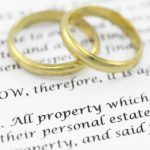 Marital property agreement